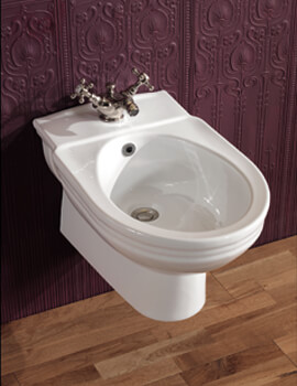 Victorian Wall Mounted Bidet