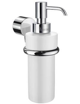 Smedbo Art Holder With Soap Dispenser
