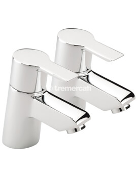 Angle Pair Of Bath Tap - 22120