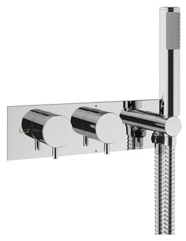 MPRO Thermostatic Bath Shower Valve With Kit