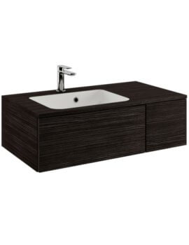 Pier 800mm Single Drawer Console Unit And Basin