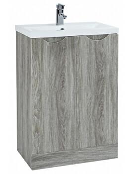 Amari 610mm Vanity Unit With Basin