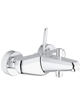 Eurodisc Joy Single Lever Bath Shower Mixer Tap