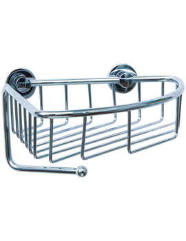 Red Dot Coorb Corner Shower Caddy - More Variations Available