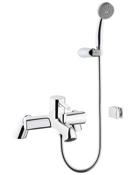 Minimax S Bath Shower Mixer Tap With Showerhead - A42112VUK