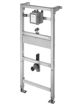 DuraSystem 1150mm Urinal Frame For Concealed Flushing Valve