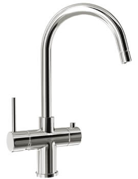 Carron Phoenix Seraphina Instant Hot Kitchen Sink Mixer Tap