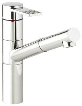 Carron Phoenix Nautilux Pull-Out-Nozzle Kitchen Sink Mixer Tap