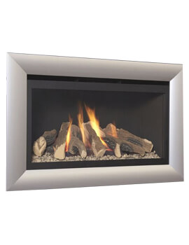 Flavel Rocco Hole In The Wall Balanced Flue Gas Fire