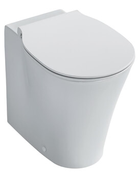 Concept Air Aquablade Back-To-Wall WC Pan 550mm