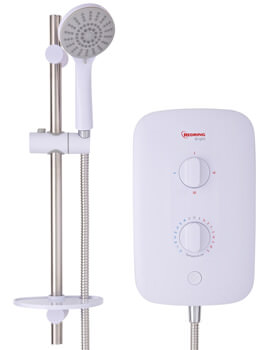 Redring Bright 7.5kW Multi Connection Electric Shower