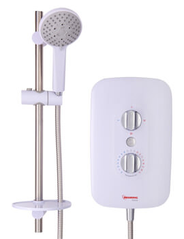 Redring Glow 7.5kW Phased Shutdown Electric Shower