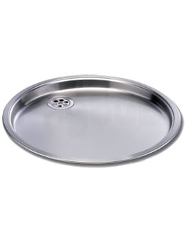 Carron Phoenix Carisma 401 Polished 1.0 Bowl Sink