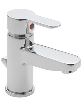 Tre Mercati Lollipop Mono Basin Mixer Tap With Pop Up Waste