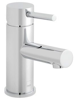 Zoo Single Lever Mono Basin Mixer Tap - ZOO-100/SB