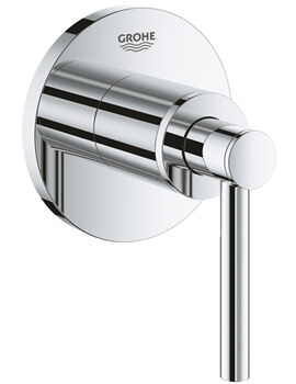 Atrio Concealed Trim Stop Valve With Lever Handle