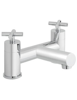 Elements Water 2 Hole Bath Filler Tap - ELW-137