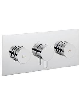 Dial 2 Control Bath - Shower Valve