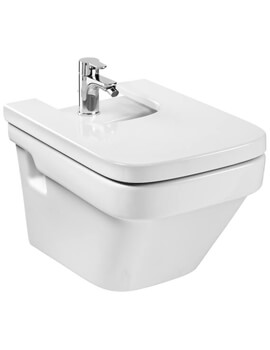 Dama-N Wall Hung Bidet 570mm - 357785000