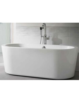 Pebble Freestanding Bath 1700 x 800mm