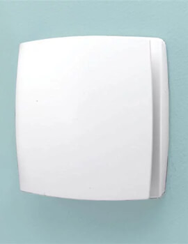 HIB Breeze SELV Extractor Fan White- Wall Mounted
