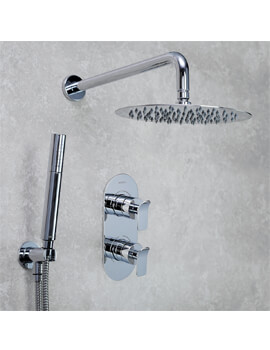 Bristan ALP Wall Mounted Shower Pack
