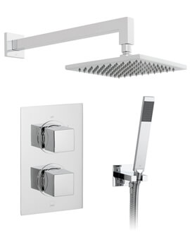 Mix 2 Outlet Thermostatic Shower Set