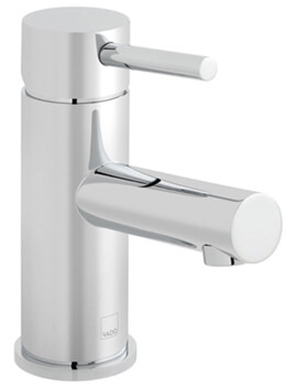 Vado Zoo Single Lever Mono Basin Mixer Tap Without Waste - Image