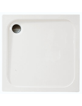 Merlyn Ionic MStone Square Shower Tray - Image