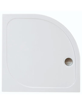 Ionic Touchstone Quadrant Shower Tray 50mm Height