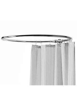 Round Shower Curtain Ring 825mm - LA386