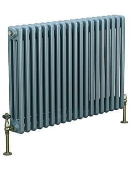Peta White 6 Column Radiator 3 To 40 Sections