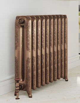 DQ Heating Bronte Cast Iron Radiator 3-40 Sections - Image