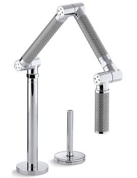 Kohler Karbon Kitchen Sink Mixer Tap
