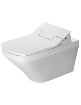 DuraStyle Wall Mounted SensoWash Toilet