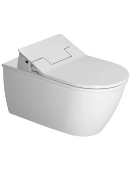 Duravit Sensowash e Seat With Darling New Wall Mounted WC Pan