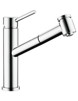 Clearwater Larissa Top Lever Monobloc Kitchen Sink Mixer Tap