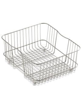 Kohler Stainless Steel Basket For Iron Tones - 3277