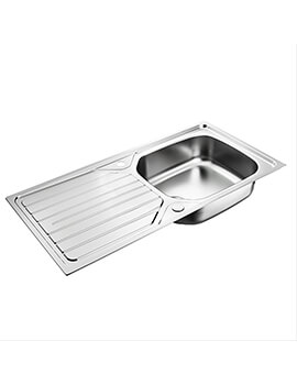 Sandringham 1000mm Stainless Steel Kitchen Sink