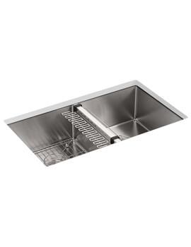 Kohler Strive Under Mount Sink 813mm With No Tap Hole