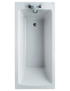 Tempo Arc 1500 x 700mm Rectangular Idealform Plus Bath
