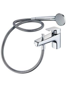 Ceraflex 1 Tap Hole Bath Shower Mixer Tap