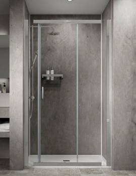 Origin 8 1200mm Sliding Door