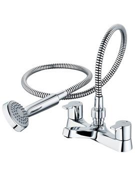 Calista Dual Control Bath Shower Mixer Tap