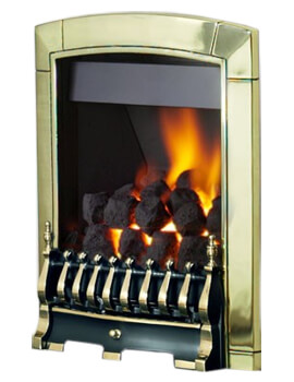 Caress Traditional Slide Control Inset Gas Fire