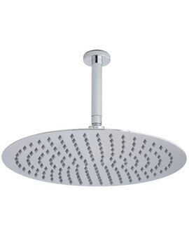 Ceiling Mounted Fixed Shower Head And Arm