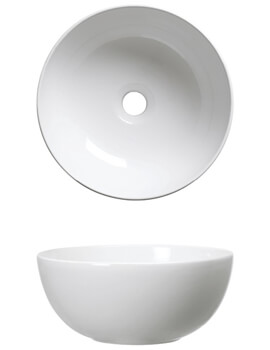 Balboa 370mm Countertop Basin