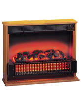 Dimplex Theme Radiant Fuel Effect Fire