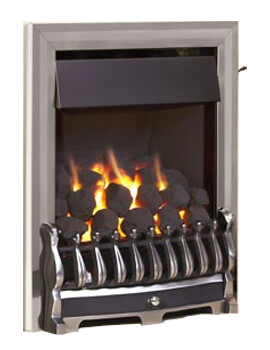 Flavel Richmond Plus Full Depth Open Fronted Gas Fire