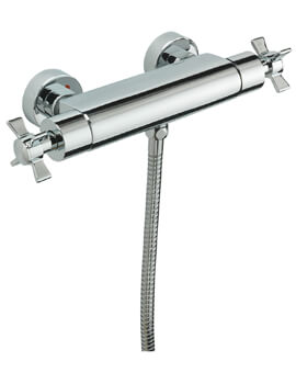 Florence Exposed Thermostatic Shower Valve